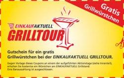 Grillwürstchen kostenlos @Einkaufaktuell