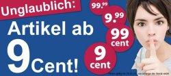 Udpate: Wieder da – jede Menge Produkte ab 0,09€ bei Schlecker!!!
