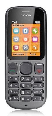 Nokia 100 (ohne Lock) für 5,90€ + 6,90€ Versand!!!