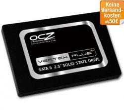 OCZ Vertex Plus 120GB SSD für nur 69,95 EUR bei plus.de