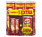 [Lokal] Pringles verschiedene Sorten  3 x 190-g-Dose nur 2,77€ bei Rewe