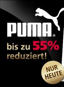Puma artikel bis zu -55% Reduziert @Neckermann