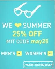 Puma-Shop We Love Summer Sale-Aktion mit 25% ! Rabatt-Gutscheincode