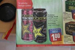 Rockstar Energy 0,5l Dose versch. Sorten 1€ statt 1,79€ ab 29.5.12 @Rewe Bundesweit!