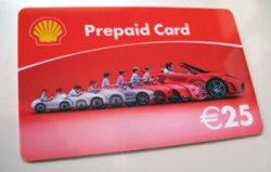 Shell 25 € Gutschein für 20 € (Start: 8.5.2012)