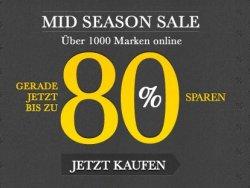 Smartgirl Mid Season Sale mit bis zu 80% Rabatt + 15% Rabatt Gutschein
