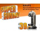Krups KP 3019 Nescafé Dolce Gusto Fontana inkl. 12 Kapseln für 39€ bei Saturn