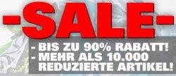 Trendy Mid-Season Sale bei DefShop: Bis zu 90% Rabatt auf mehr als 10.000 Artikel