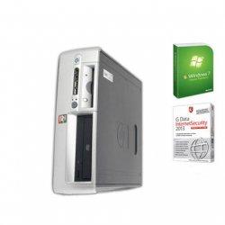 Update! Nur 77,00 € Starter-PC für Internet und Office inkl. Windows 7