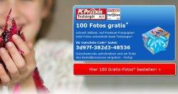 100 Fotoabzüge für nur 2,94€
