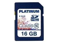 16 GB SD Card PLATINUM Class10 SDHC nur 7,49 inkl. Versand bei eBay