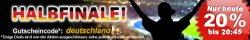 20% Rabatt bei Dailydeal.de zum EM-Halbfinale – nur HEUTE bis 20:45 Uhr!