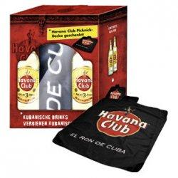 [LOKAL] @real: 2x Havana Club Rum 3 Jahre mit Picknick Decke für nur 19,99 Euro