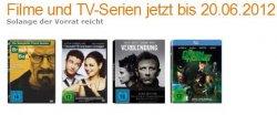 3 Tage Aktion bei Amazon!! Blu-ray/DVD Filme und TV-Serien reduziert!!!