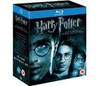 Alle 8 Harry-Potter Filme in der Blu-ray Box für nur ~ 48,41€ bei Amazon!