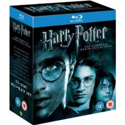 Alle 8 Harry-Potter Filme in der Blu-ray Box für nur ~ 48,41€ bei Amazon!