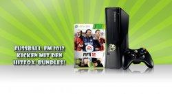 EM 2012: xBox 360 mit FIFA 12 für 169.90€