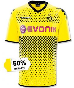 Em Aktion: 50% auf Kappa im BVB Fanshop!!!