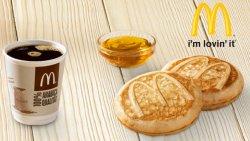 GRATIS Frühstück bei McDonalds!