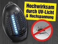 Kostenloser UV-Fluginsekten-Vernichter (im Wert von 24,95 €) bei pearl