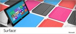"""Microsoft stellt mit """"Surface"""" einen eigenen Tablet-PC vor"""