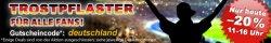 Nur heute bis 16 Uhr – 20% EM-Trostpflaster bei DailyDeal: Playstation 3 320GB für nur 176 € !!!