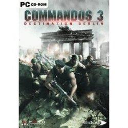 """PC-Game """"Commandos 3: Destination Berlin"""" gratis @greenmangaming.com"""