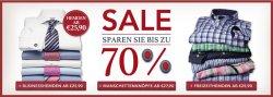 Polohemden für 18,91€ anstatt 90€ und Buisnesshemden für 21,76€ im 70% Sale bei Charles Tyrwhitt