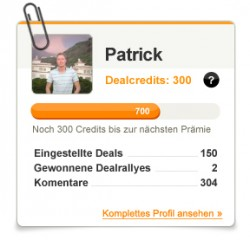 Ankündigung: DealCredits