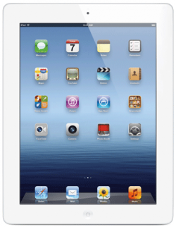 sparhandy.de schenkt euch 240 € bei Abschluss: Apple iPad 3 32GB WiFi + 4G mit Vodafone Mobile Internet Flat