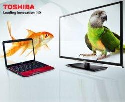 Toshiba Sale bei vente-privee – ab Dienstag 07:00 Uhr