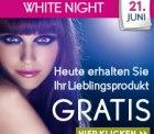 Yves Rocher White Night ab 24 Uhr: Das erste Produkt im Warenkorb kostenlos bekommen