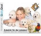 Zoo-Gigant.de 50% Gutschein – Alles für Euer Haustier @DailyDeal