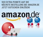 100 EXTRA Payback-Punkte auf amazon.de