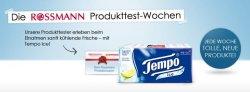 """12 Tempo Ice Taschentücherpackungen kostenlos als Facebook-Fan """"testen"""""""