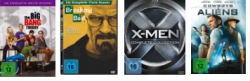3 Tages-Aktion im DVD+Blu-ray-Bereich @ Amazon!
