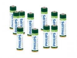 48 Stück Mignon Batterien, AA (Philips Longlife) für 4,95 € bei Pollin-Elektronic