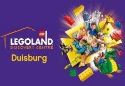 9 statt 16 Euro – Tagesticket für das LEGOLAND Duisburg @Groupon.de
