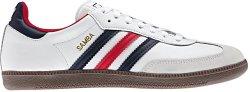 Adidas SAMBA weiß/blau/rot 33,96 EUR VSK-frei