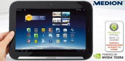 Aldi Tablet ab Donnerstag: MEDION LifeTab Tablet PC mit UMTS und WLAN, 2 Kameras für 399€ bei Aldi Süd