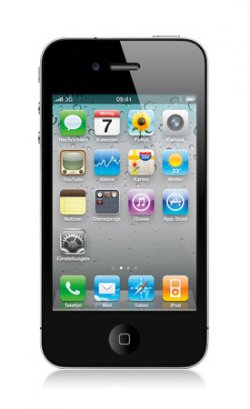 Apple iPhone 4S 64GB mit Telekom Complete Mobil S für 0,- € (monatlich 34,95)