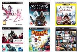 Ausgewählte Spiele reduziert (PlayStation 3,Xbox 360, Wii, Nintendo 3DS, PC) bei Amazon