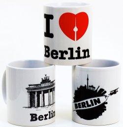 Berlin Tassen für 14,95 statt 19,95 @tusentakk.de
