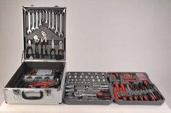 BigDeal: 193-teiliges Werkzeug-Set (Chrom-Vanadium) im Koffer/Trolly nur 49,90 € @Dealclub.de