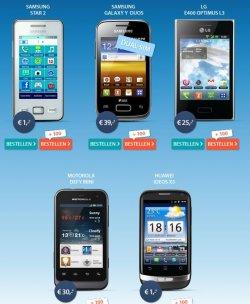 BigDeal2 @Sparhandy.de! Handys ab 1€ mit 1 Vertrag ab 20€/Monat – monatlich kündbar!