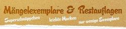 Bücher bei buecher.de: Mängelexemplare ab 1€ versandkostenfrei