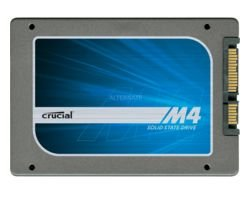 Crucial RealSSD M4 2,5″ SSD 128 GB für 91,85€ bei Alternate inkl. Versand