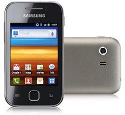 Einsteigerpaket inkl. Samsung Galaxy Y + Datenflat + 40SMS + 100Freiminuten für nur 17,95EUR auf t-mobile.de