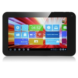EKEN W70 Tablet-PC mit VIA Dual-Core 1,2 Ghz, Android 4.0 und HDMI für 69,99 €