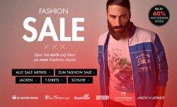 Fashion Sale bis zu 60% Rabatt @frontlineshop.de + 10€ Neukundengutschein!!